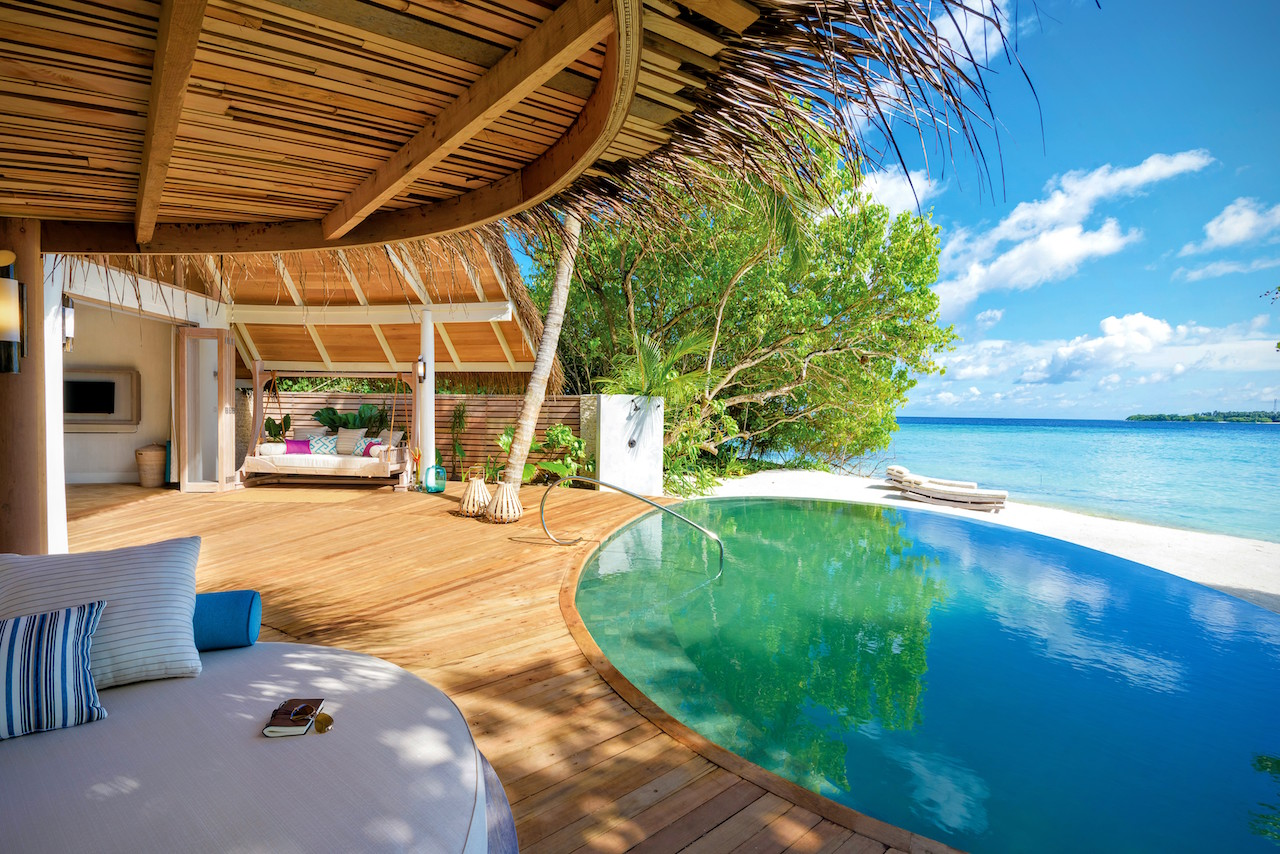 Beach Pool Villa, Milaidhoo Maldives
