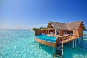 Water Pool Villa, Milaidhoo Maldives