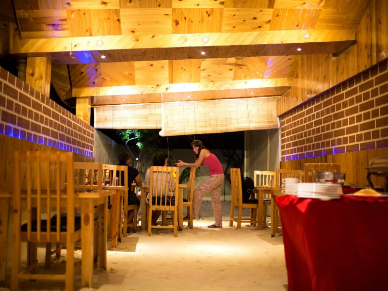 Restaurant, Arena Lodge Maldives