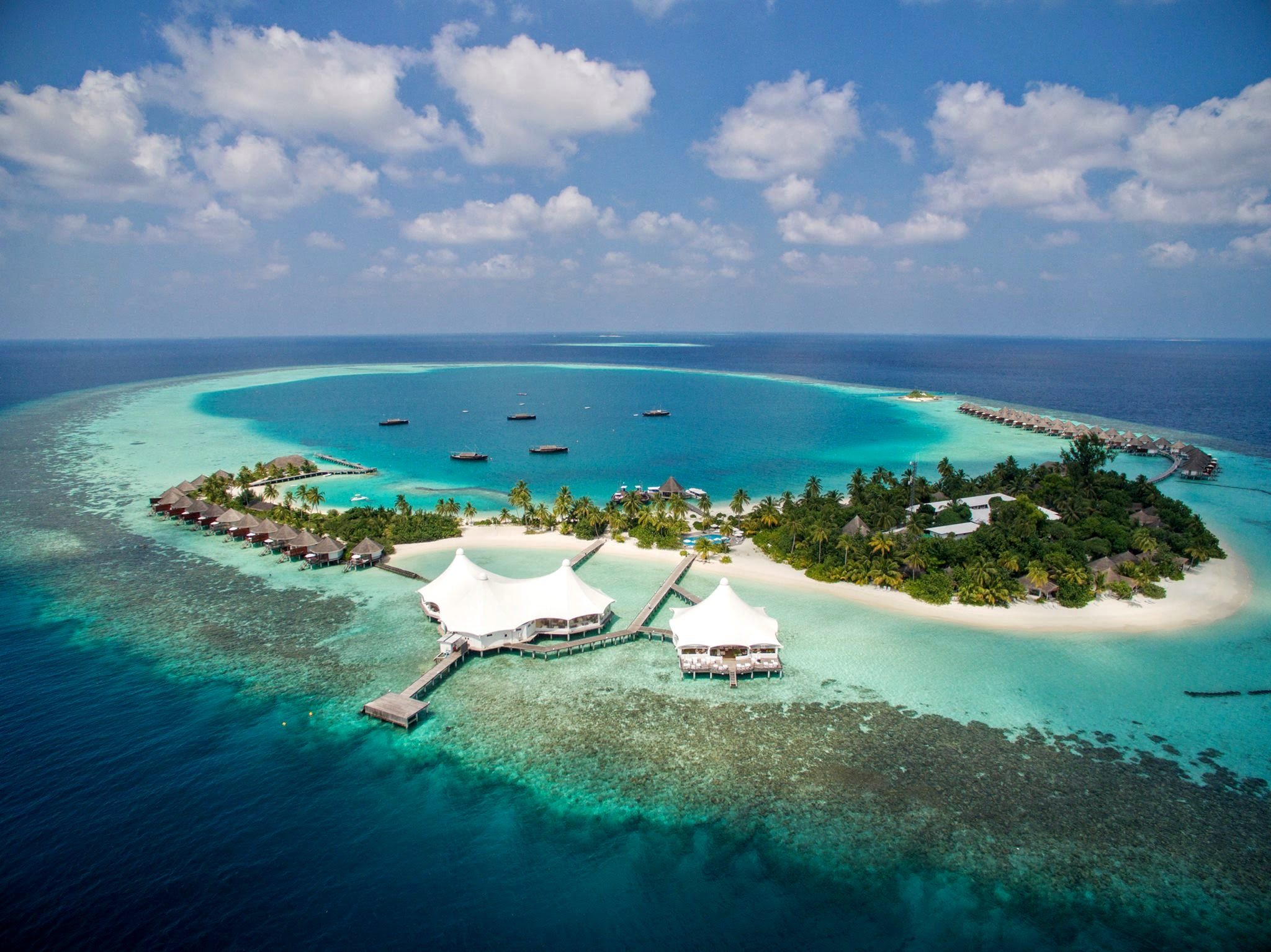 Safari Island Resort and Spa  Maldivescom