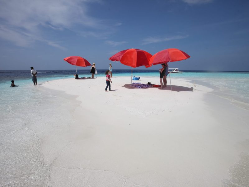 Sandbank excursion, Arena Lodge Maldives