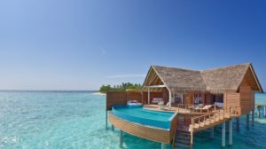Water Pool Villa, Milaidhoo Island Maldives