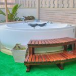 Marble - outdoor Jacuzzi 3
