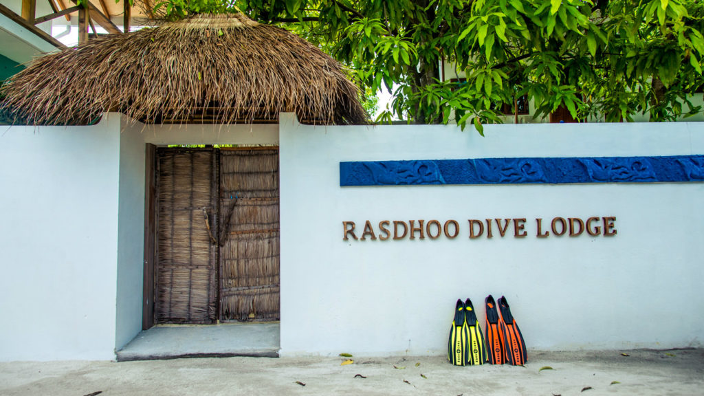 Dive lodge
