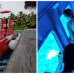 Semi-submarine, Aqua sports & Fun Centre, Kuramathi Island Resort