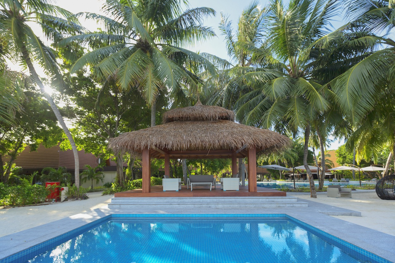 Kurumba Kids Pool and Pagoda