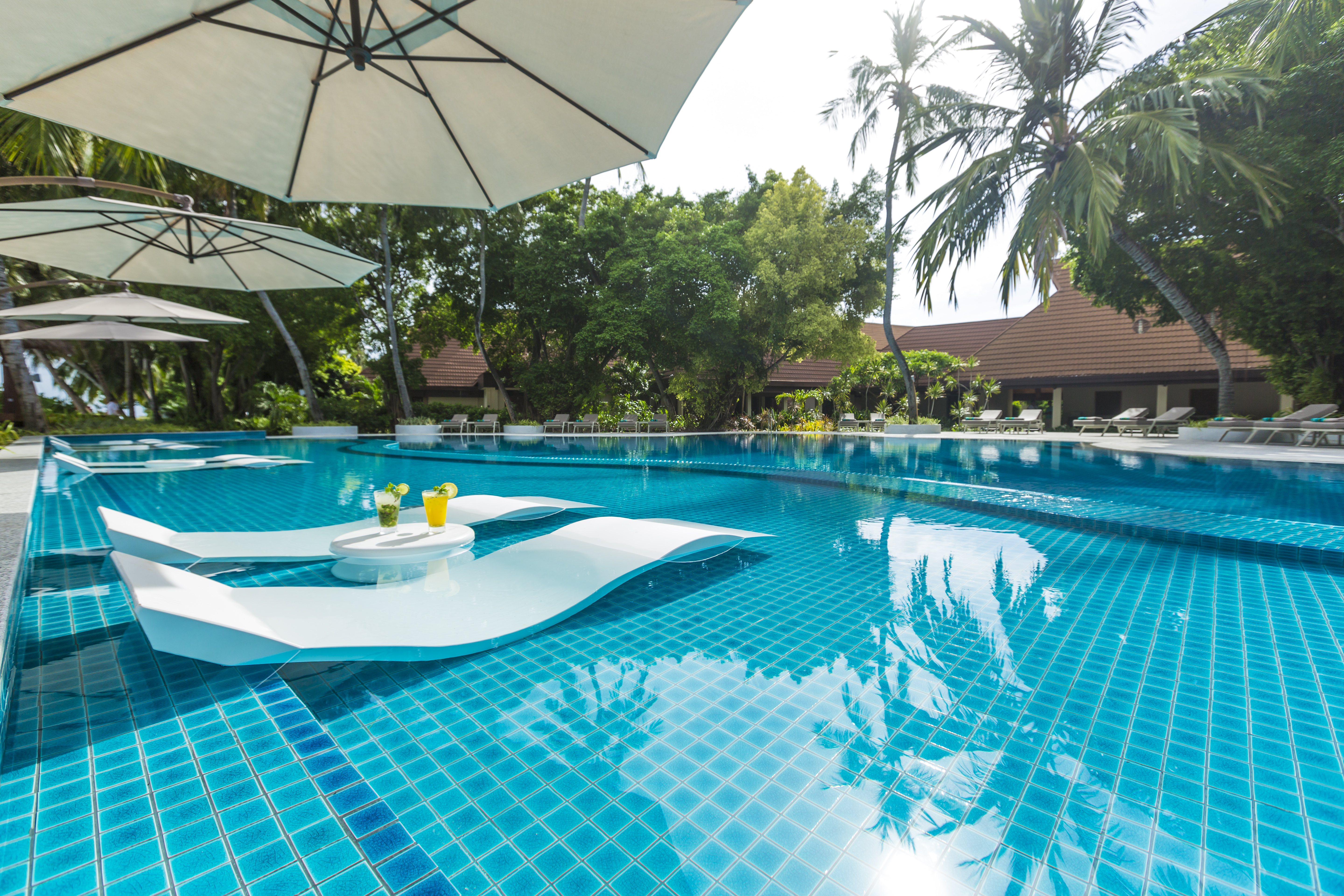 Kurumba Maldives Unveils Refurbished Main Pool Area