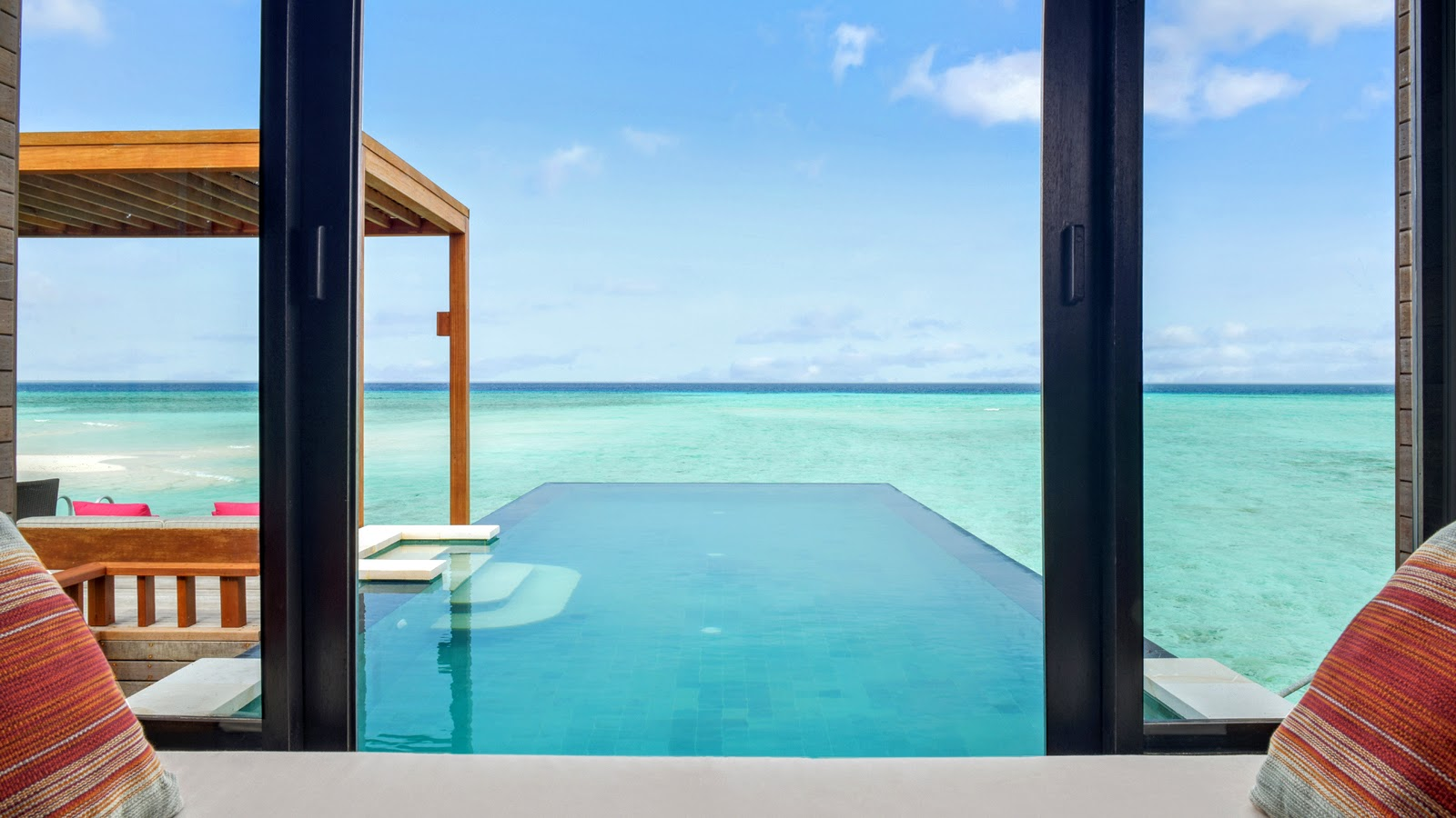 New Water Villas, Four Seasons Resort Maldives at Kuda Huraa