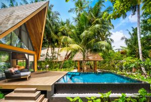 Garden Villa with Pool, The St. Regis Maldives Vommuli Resort