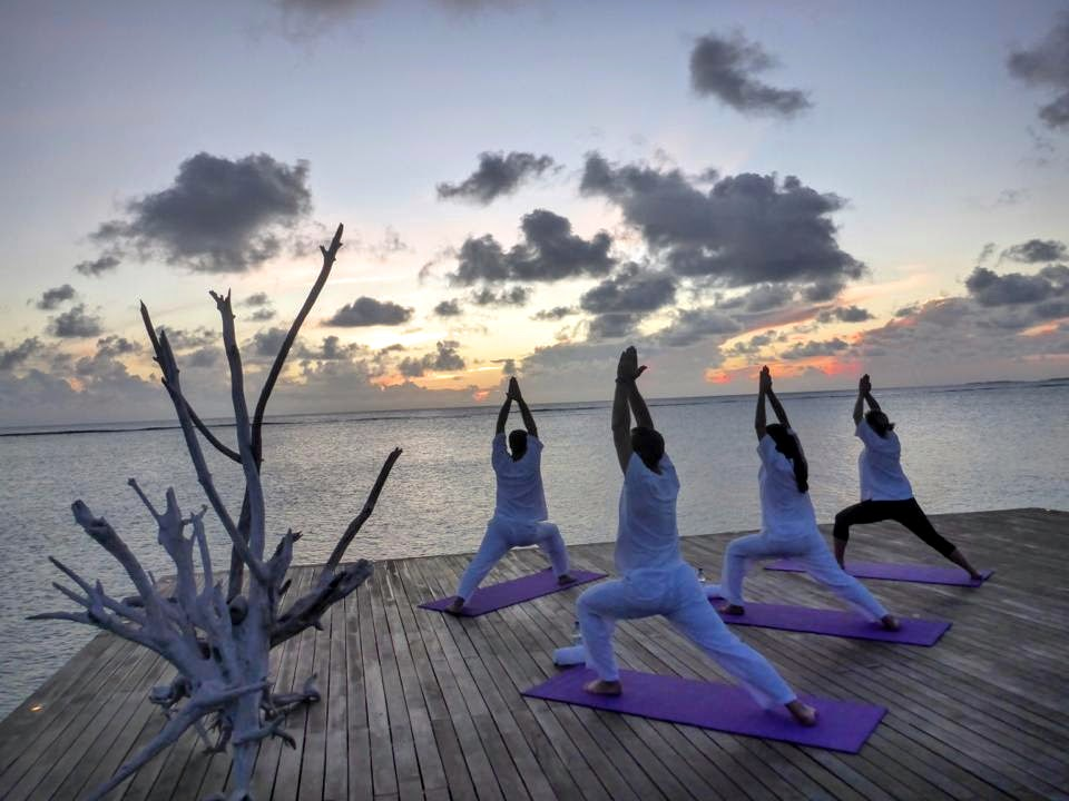 Yoga, The Residence Maldives