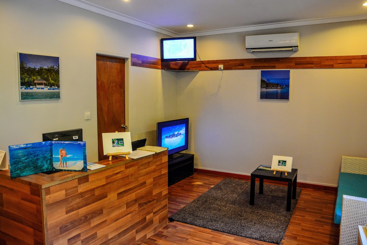 New Photo Studio, Kurumba Maldives