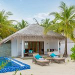 beach suites with pool