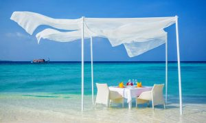 Borderless Dining, Dusit Thani Maldives