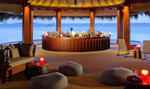 Sand Bar, Dusit Thani Maldives