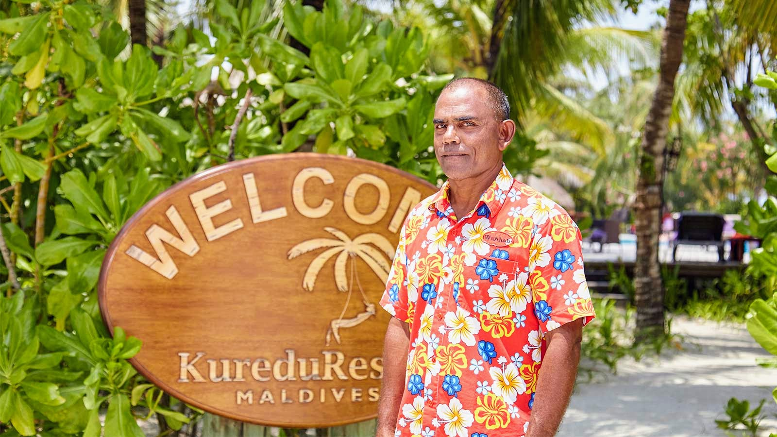 Kuredu Resort's Celebrities Wahhab