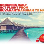 SpiceJet introducing direct flights from Thiruvananthapuram to Malé from May 10