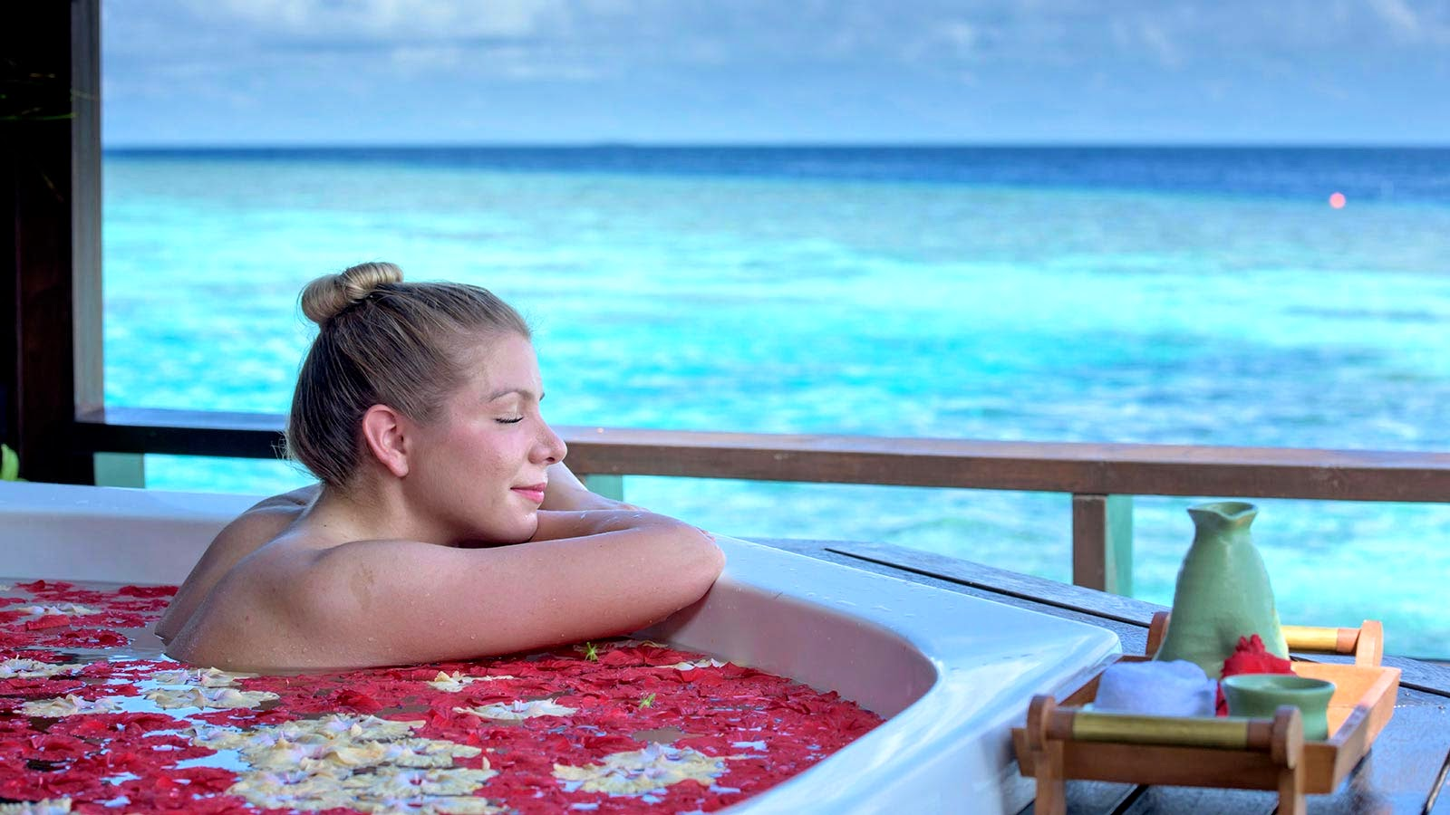 Tamara Spa by Mandara, Lily Beach Resort & Spa, Maldives