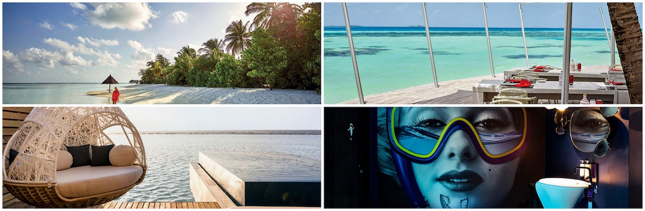 LUX* South Ari Atoll has it all this summer