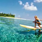 Surfing, NIYAMA Private Islands Maldives