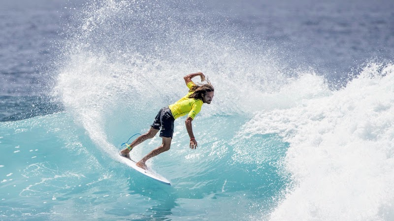 Rob Machado, Four Seasons Maldives Surfing Champions Trophy,