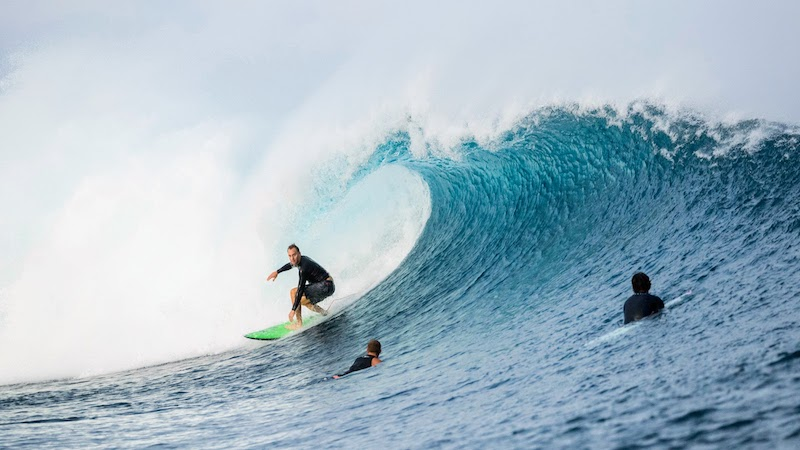 Ross Williams, Four Seasons Maldives Surfing Champions Trophy,