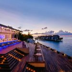 Sky Bar, Kuramathi Island Resort