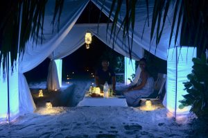 Activity - Romantic dinner