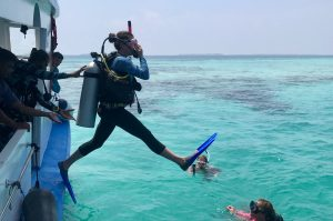 Excursion - Diving