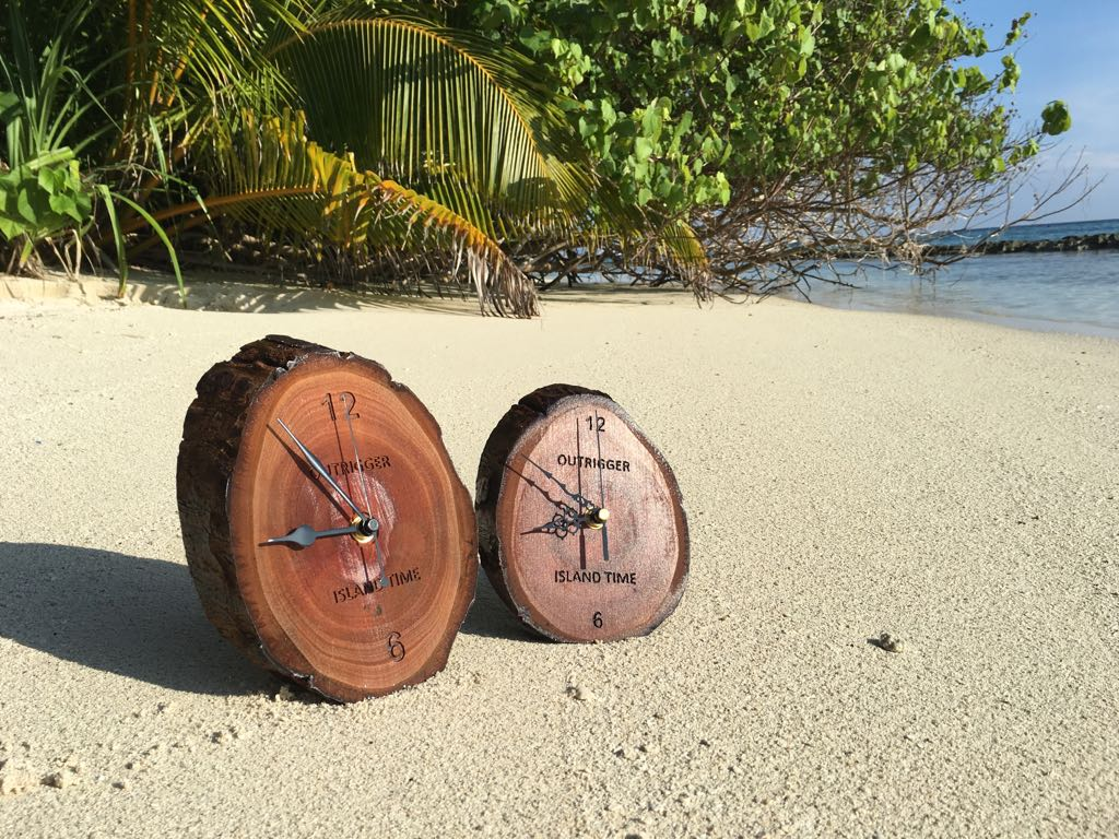 Outrigger Trading Company Clocks