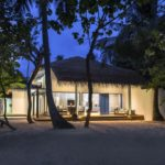Raffles Maldives Meradhoo, Accomodation