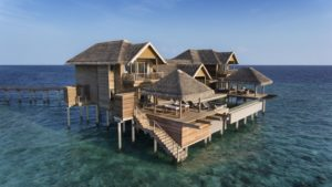 Four Bedroom Overwater Pool Residence, Vakkaru Maldives