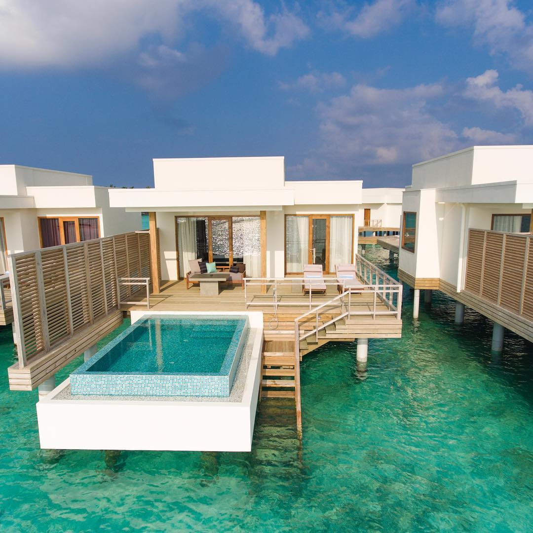 Maldives Luxury Homes: Dhigali Maldives Resort, Raa Atoll, Maldives
