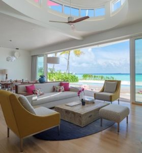 Two Bedroom Beach Residence, LUX* North Male Atoll Maldives