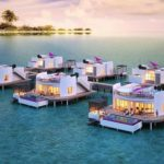 LUX* north male atoll, water villas