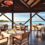 Dine by the ocean Movenpick Maldives