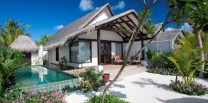 Earth Villas & Earth Villas with pool, OZEN by Atmosphere at Maadhoo Maldives