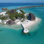 Ozen by atmosphere at maadhoo, aerial