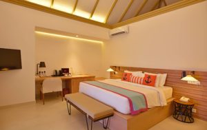 Beach Suite with Pool, Sun Aqua Iru Veli