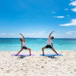 Couple Yoga, Reethi Faru Resort