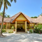 Reception, Reethi Faru Resort