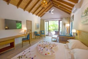 Family Beach Villa, Reethi Faru Resort