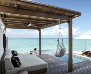 Grand Water Sunset Villa, Fairmont Maldives Sirru Fen Fushi