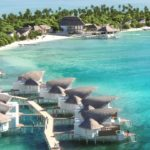 JW Marriott Maldives Aerial