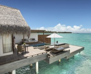 Two Bedroom Water Sunrise Villa, Fairmont Maldives Sirru Fen Fushi